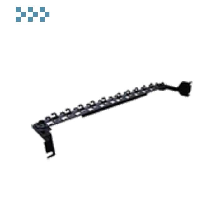 Скоба поддерживающая задняя для патч-панели 19″ TWT-CMB-PPU