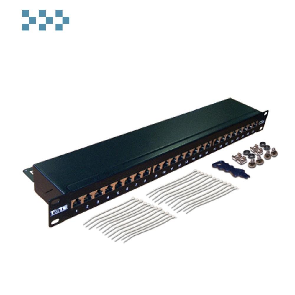 Экранированные патч-панели TWT 19 TWT-PP24STP
