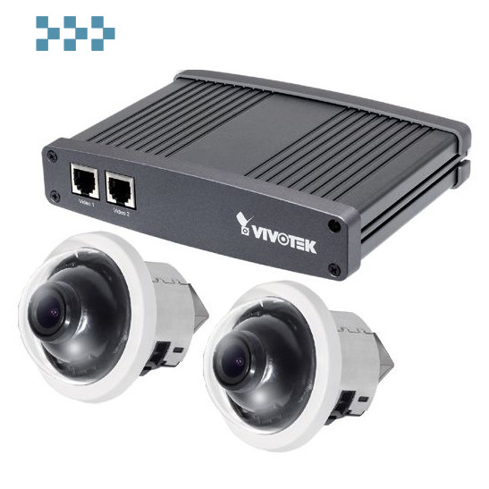Сплит система видеонаблюдения VIVOTEK VC8201-M11