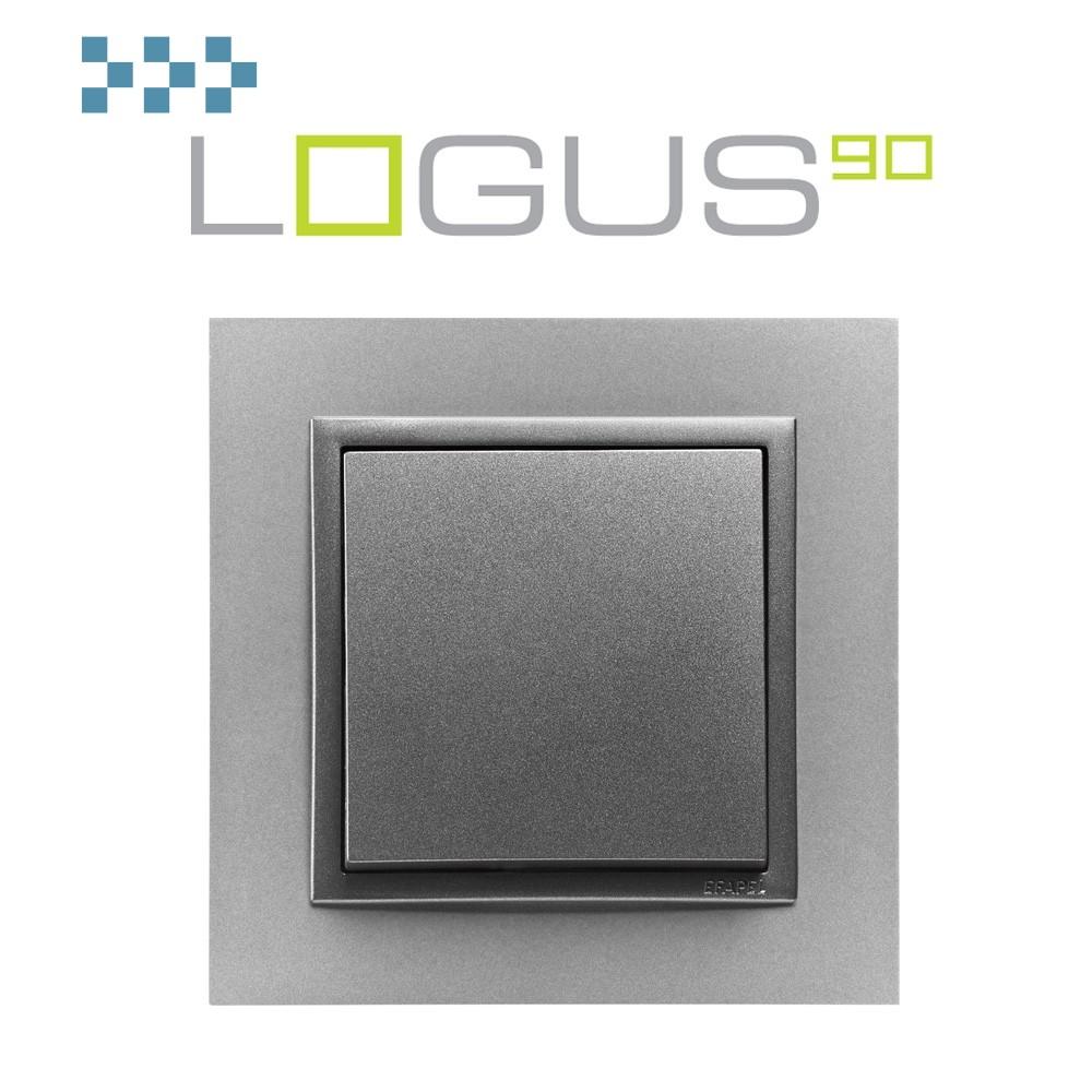 Выключатели и розетки серии EFAPEL LOGUS 90