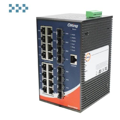 Промышленный коммутатор ORing IGS-9168GP