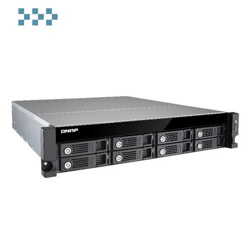 Сетевой накопитель QNAP TVS-871U-RP-PT-4G