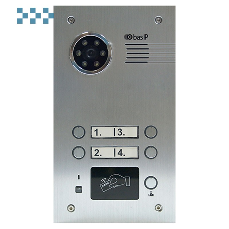 Вызывная панель BA-04 v3