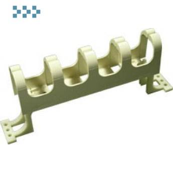 Органайзер для 110-го кросса настенный, с ножками LANMASTER LAN-WS110-ORG/L