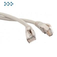 Патч-корд LANMASTER FTP кат.5Е LAN-S45-45-5.0-WH