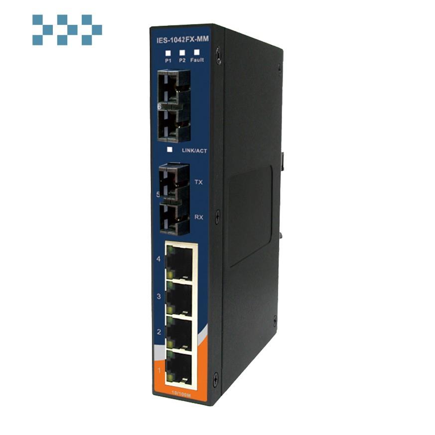Промышленный коммутатор ORing IES-1042FX-MM-SC