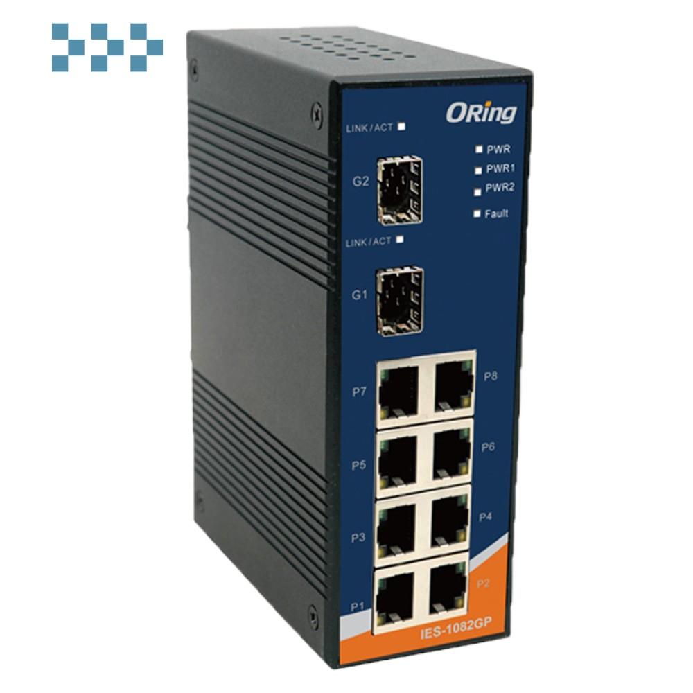 Промышленный коммутатор ORing IES-1082GP