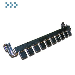 Шина заземления для размыкаемых плинтов, 10 пар TWT-LSA10-GRND