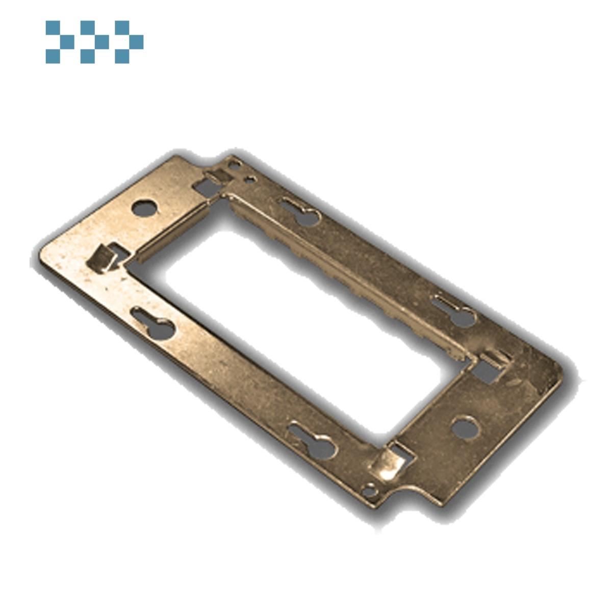 Металлический суппорт для установки рамки TWT-MF45x90
