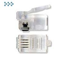 Коннектор телефонный 4P4C TWT TWT-PL11-4P4C