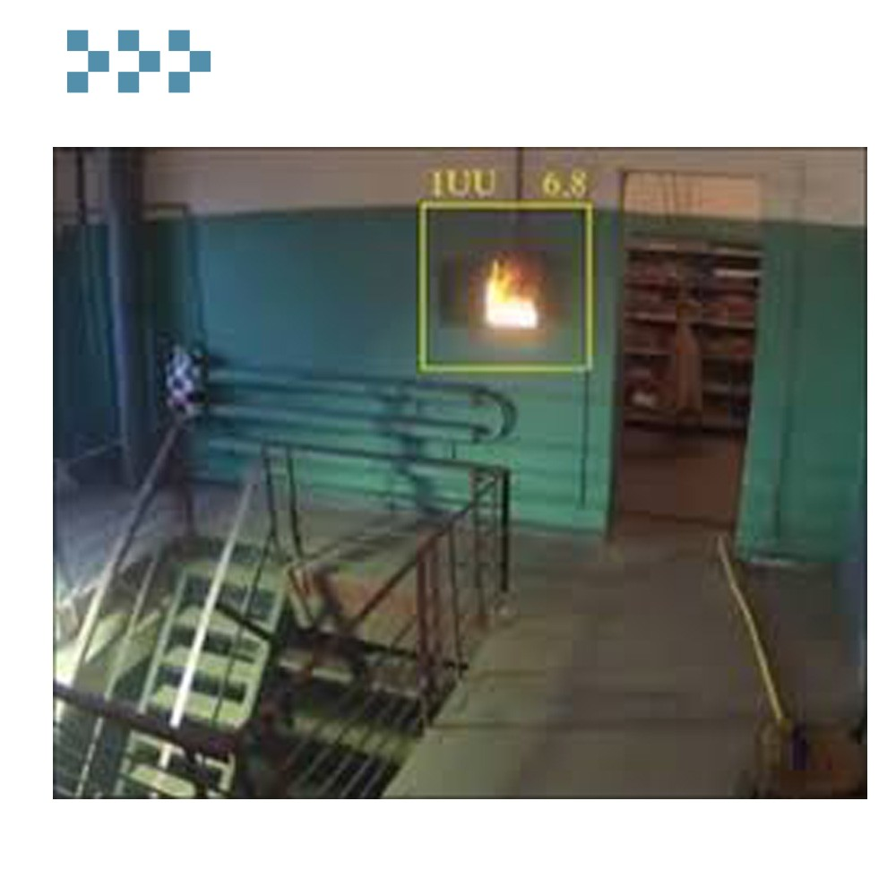 Детектор дыма и огня Macroscop ST