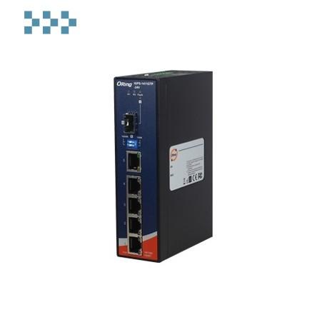 Промышленный PoE коммутатор ORing IGPS-1411GTP-24V