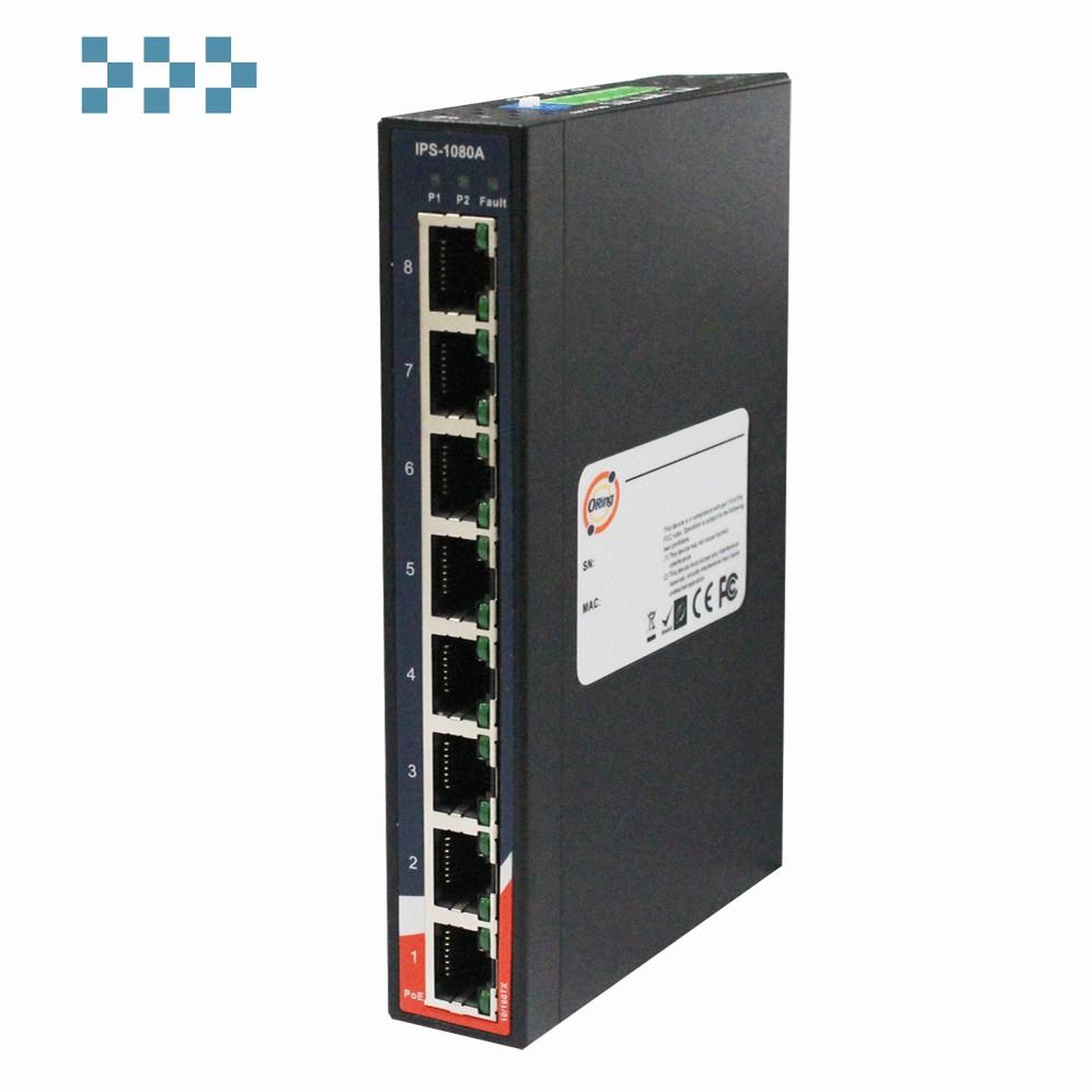 Промышленный PoE коммутатор ORing IPS-1080A