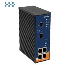 Промышленный PoE коммутатор ORing IPS-2042P