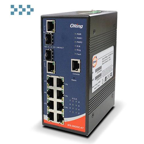 Промышленный PoE коммутатор ORing IPS-3082GC-AT