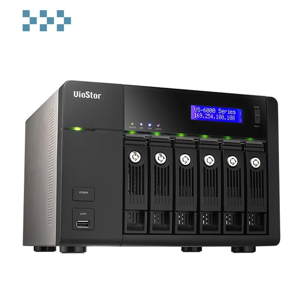 Цифровой видеорегистратор QNAP VS-6020 Pro