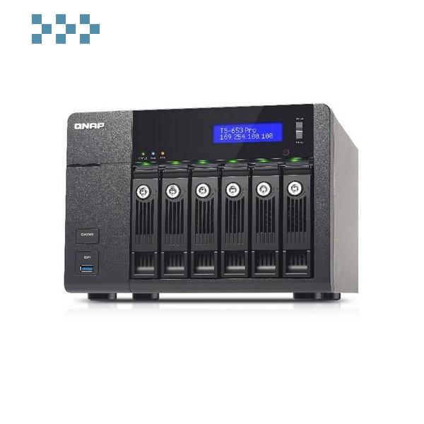 Сетевой накопитель QNAP TS-653 Pro
