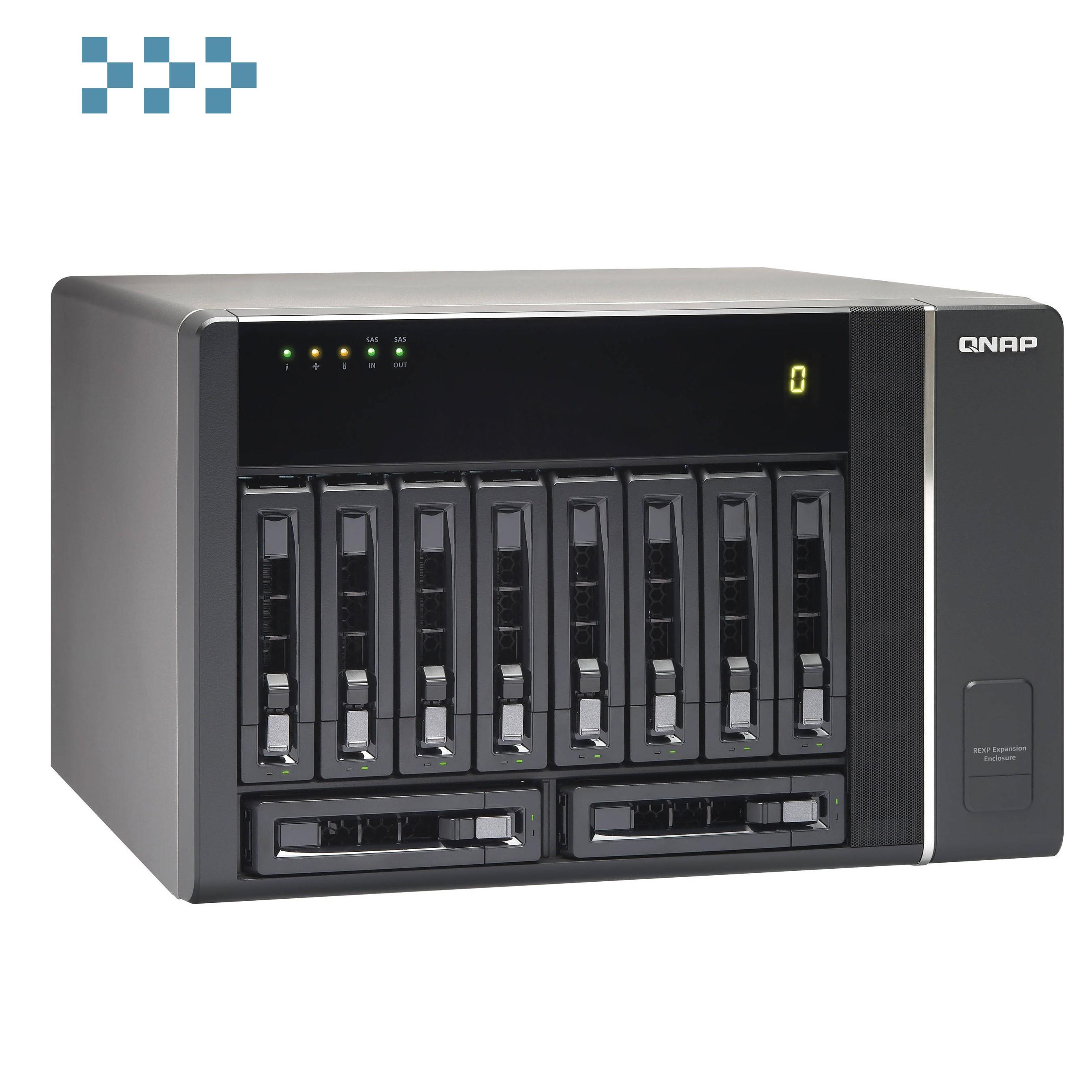Модуль расширения QNAP REXP-1000 Pro