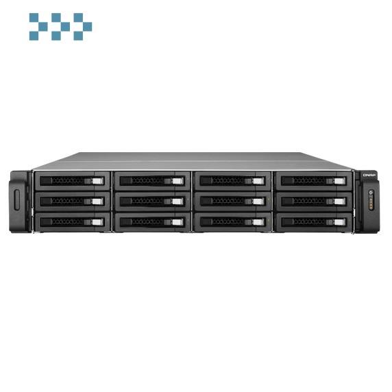 Сетевой накопитель QNAP TS-EC1279U-SAS-RP