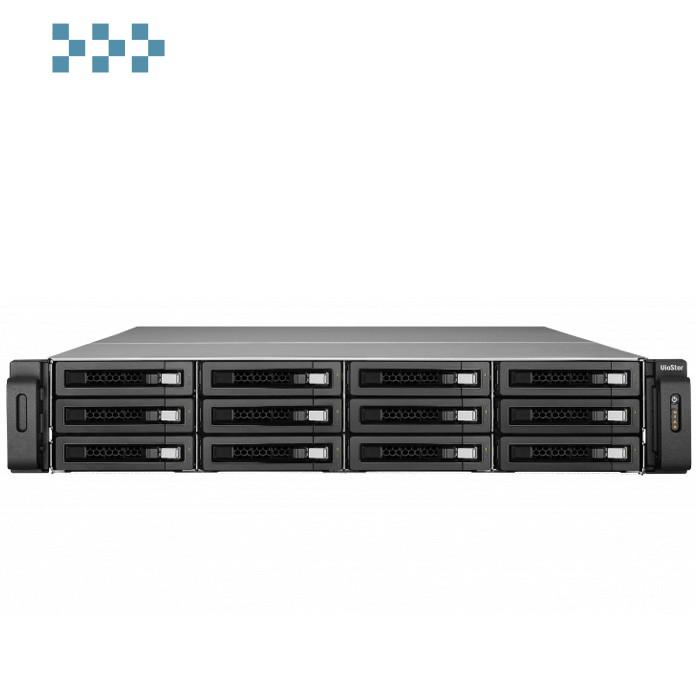 Цифровой видеорегистратор QNAP VS-12140U-RP Pro+