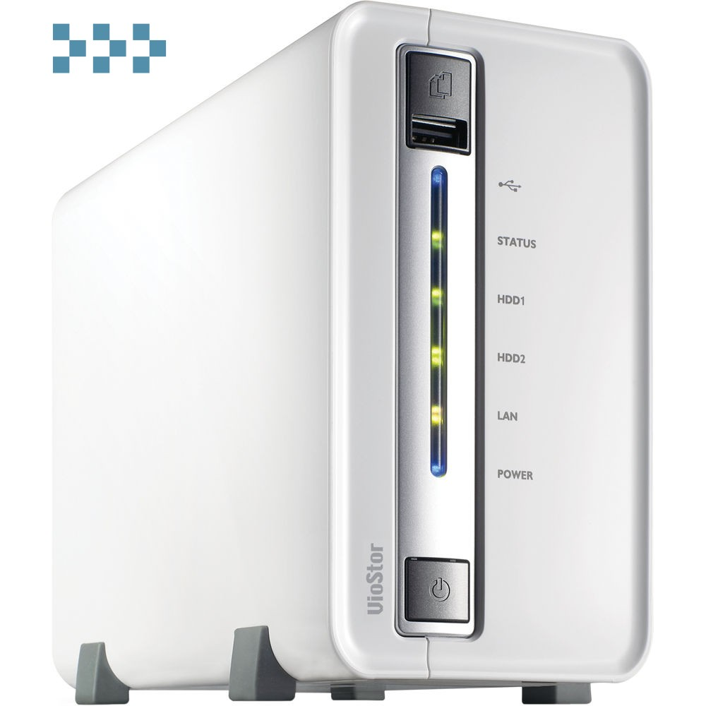 Цифровой видеорегистратор QNAP VS-2108L