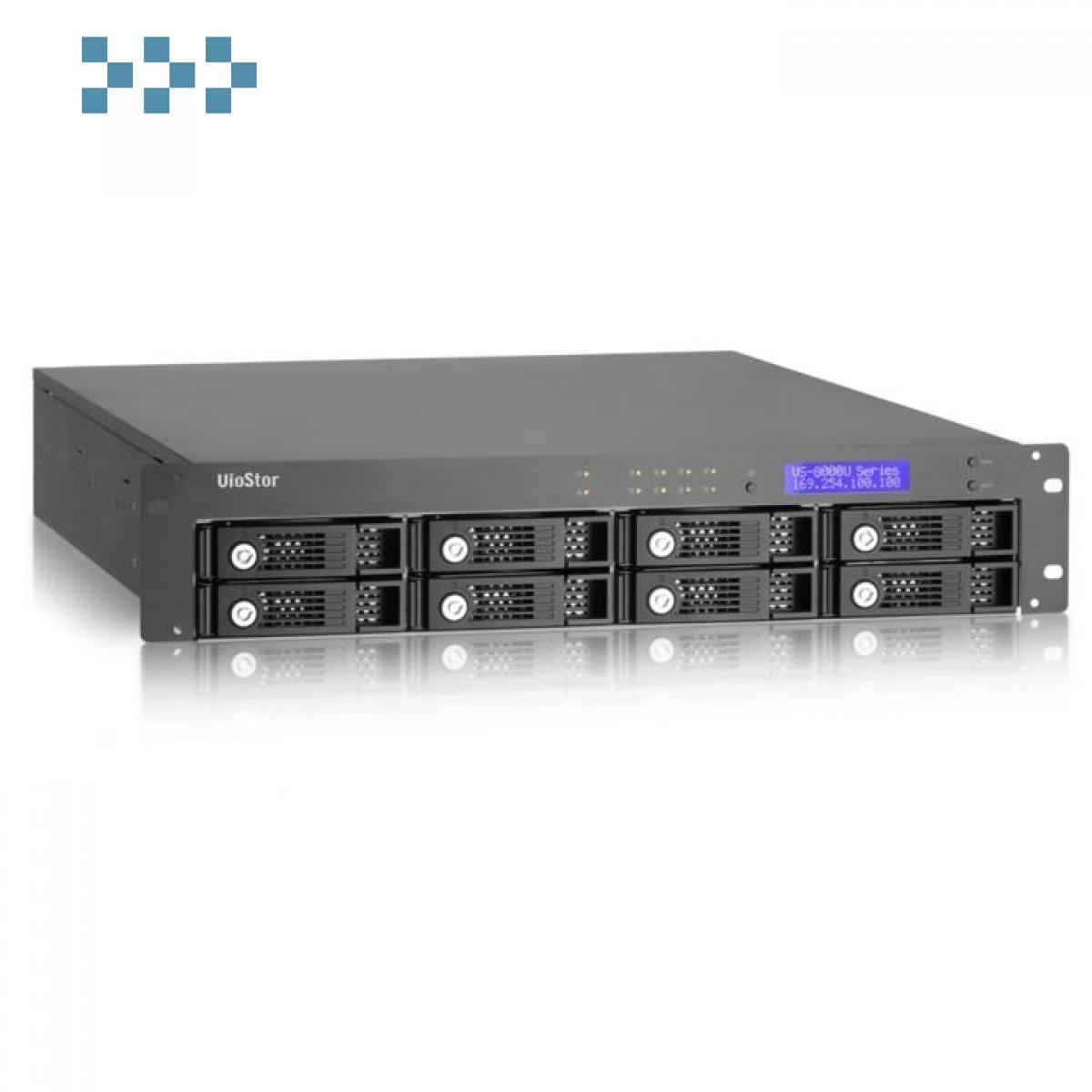 Цифровой видеорегистратор QNAP VS-8040U-RP