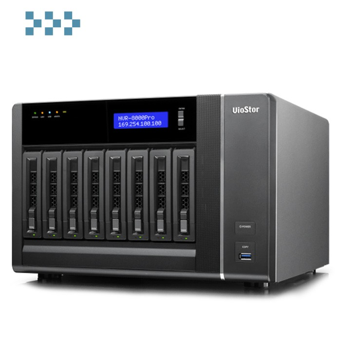 Цифровой видеорегистратор QNAP VS-8124 Pro+