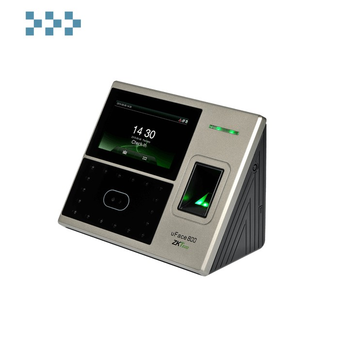 Мультибиометрический терминал ZKTeco uFace800