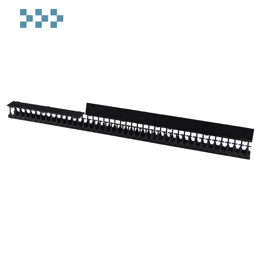 Органайзер вертикальный для шкафов шириной 800 мм LANMASTER LAN-DC-CB-42Ux8-VO18