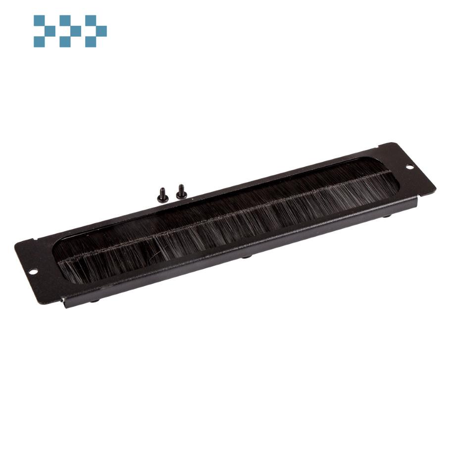 Щеточный кабельный ввод в крышу и дно шкафа серии LANMASTER DCS LAN-DC-CB-BRP