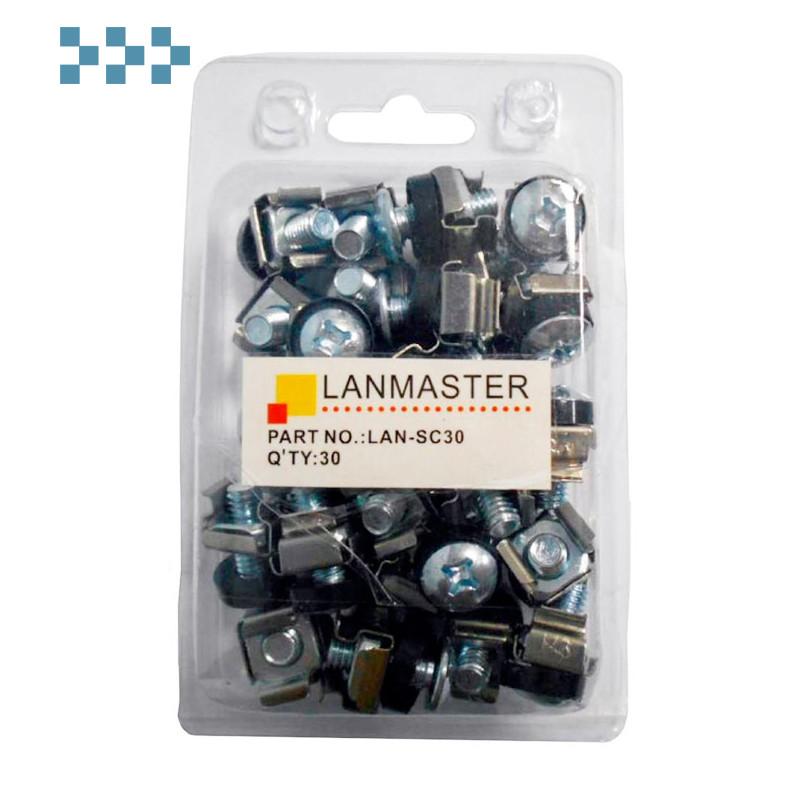 Винты крепежные LANMASTER LAN-SC30