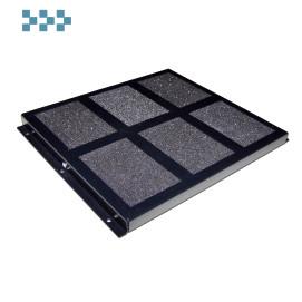 Противопылевой фильтр/кабельный ввод для напольных шкафов TWT-CBB-BDF-10