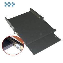 Полка для клавиатуры и мыши выдвижная консольная TWT TWT-CBB-SKM-2U/20