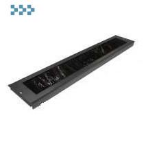 Щеточный кабельный ввод TWT для напольных шкафов Eco TWT-CBE-BP
