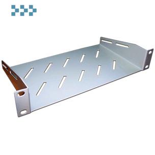 Полка фронтальная (консольная) TWT-CBW10-SF254-1U