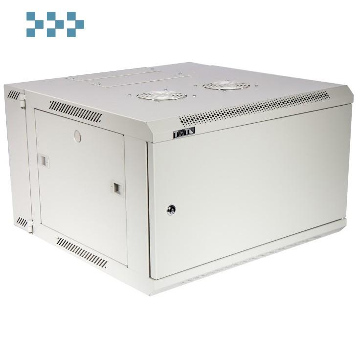 Телекоммуникационный шкаф настенный TWT серии 'PRO' TWT-CBW3M-15U-6×6-GY
