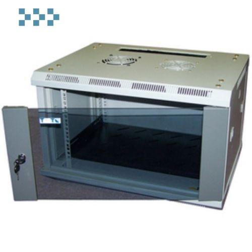 Телекоммуникационный шкаф настенный TWT серии 'PRO' TWT-CBW2-15U-6×6