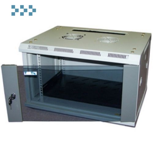 Телекоммуникационный шкаф настенный TWT серии 'Lite' TWT-CBWL-4U-6×4