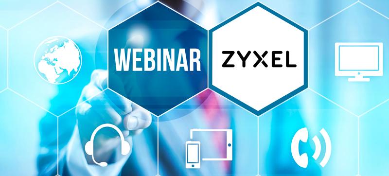 Вебинар Zyxel: Профессиональный Wi-Fi для бизнеса