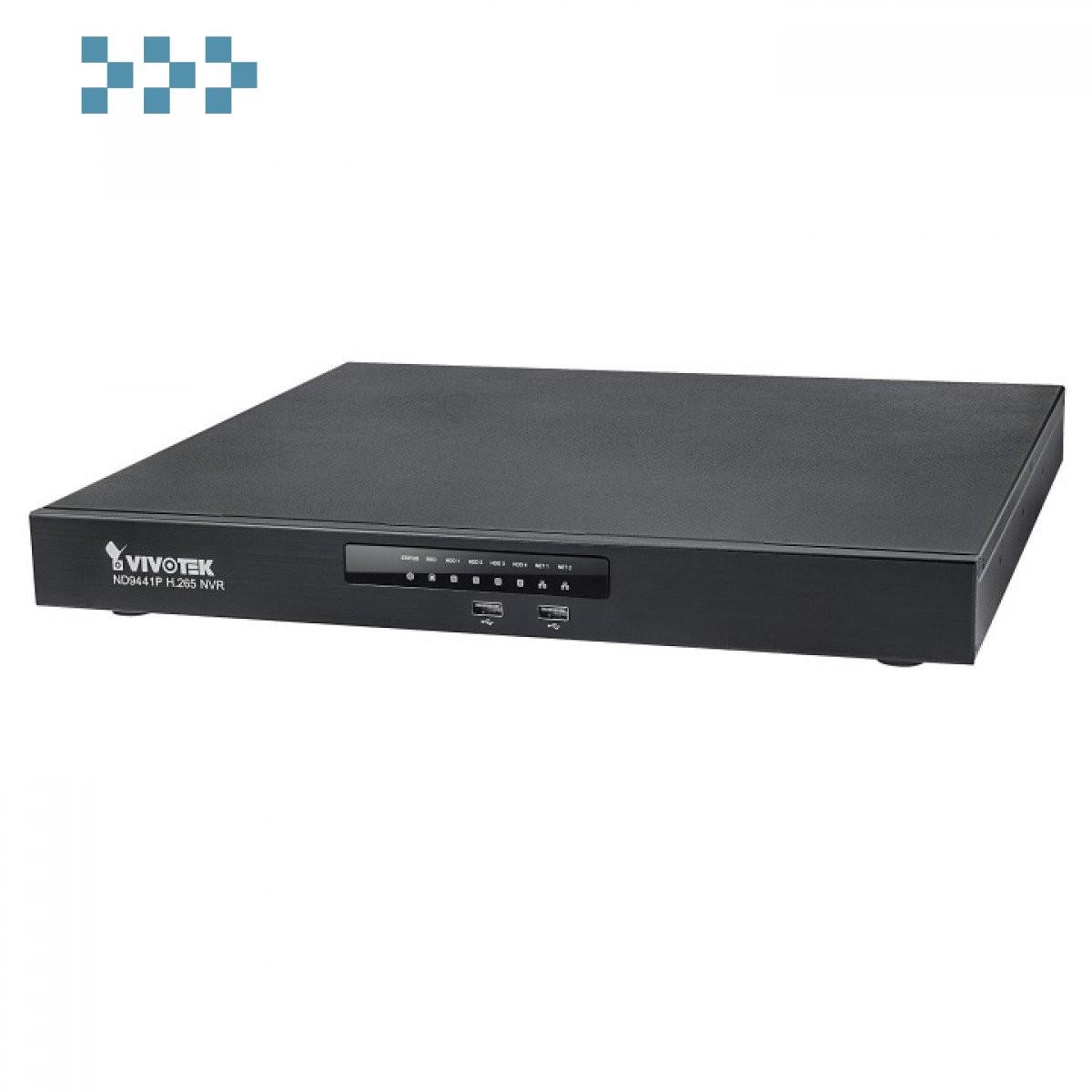 Cетевой видеорегистратор VIVOTEK ND9541P