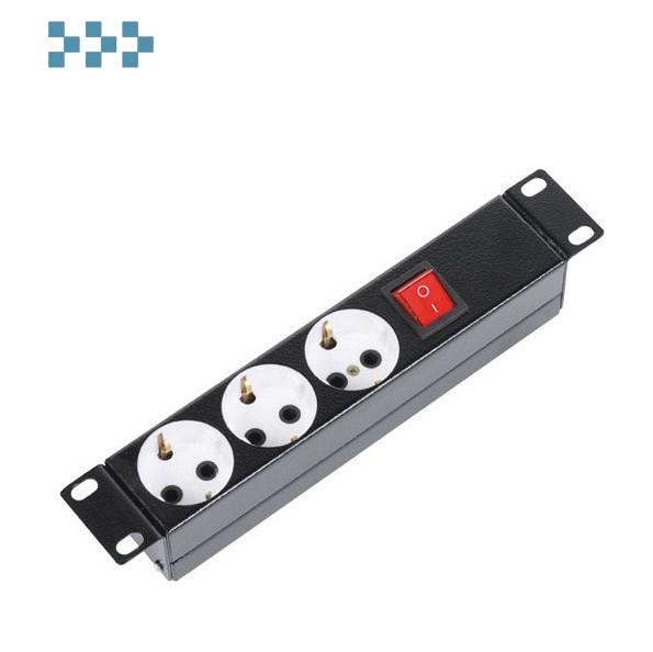 Блок силовых розеток ЦМО БР-3П-10-9005