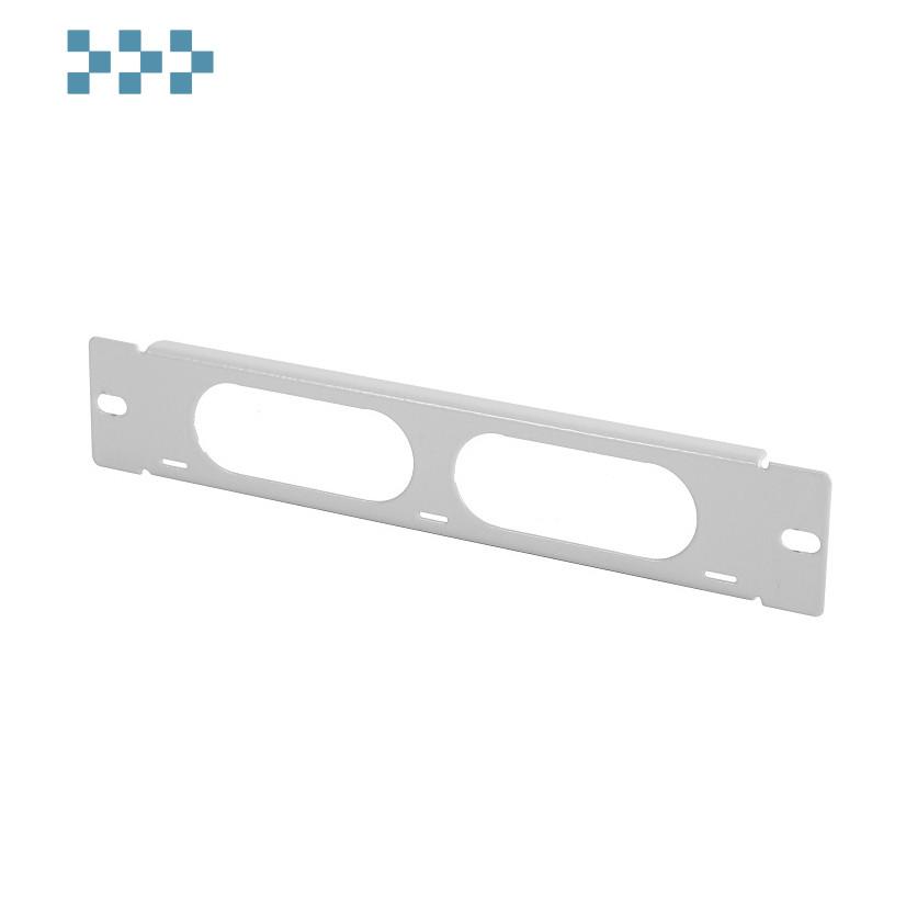 Горизонтальный кабельный органайзер ЦМО ГКО-1U-10