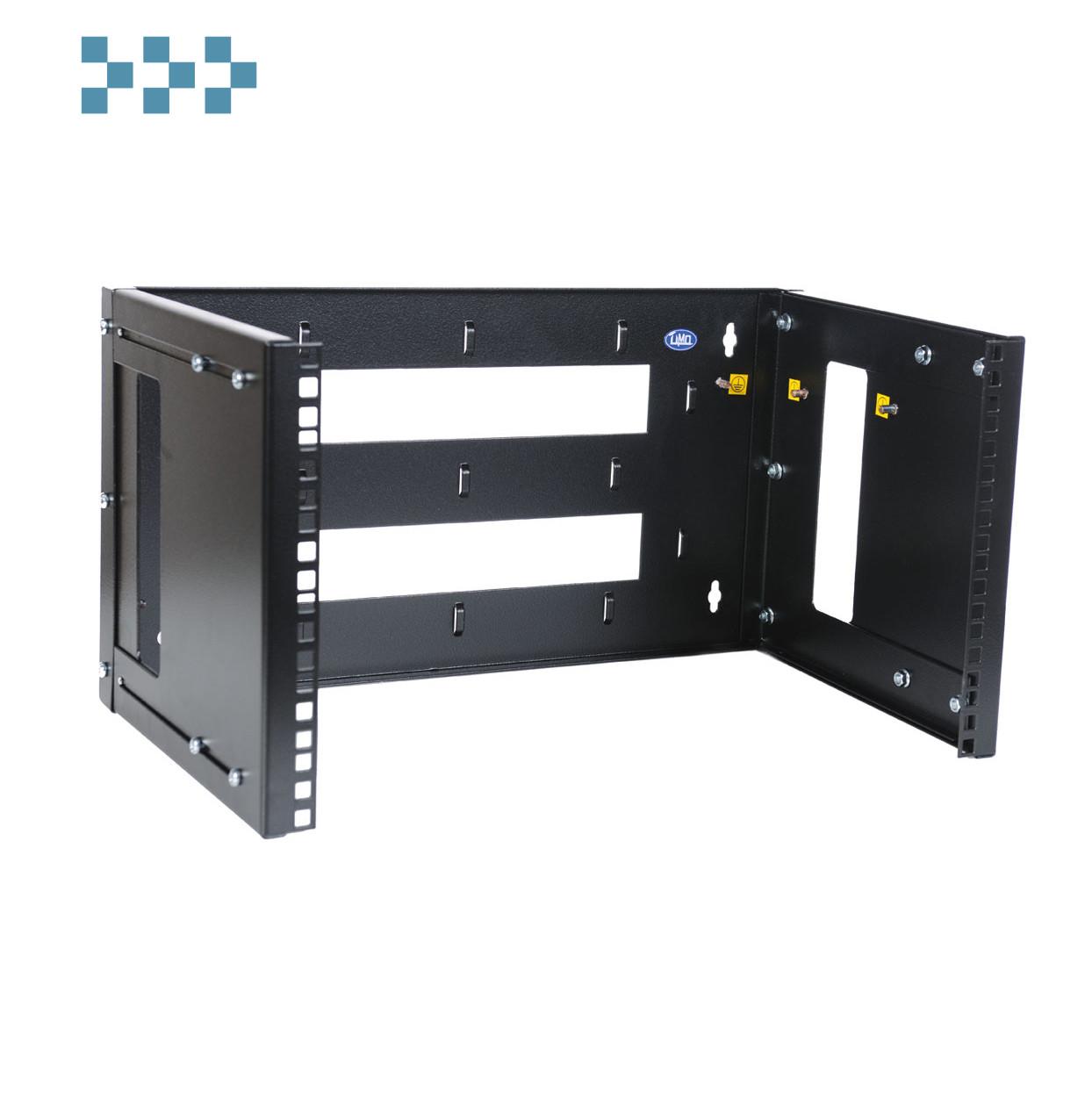 Кронштейн телекоммуникационный настенный 3U ЦМО КНО-М-3U-9005