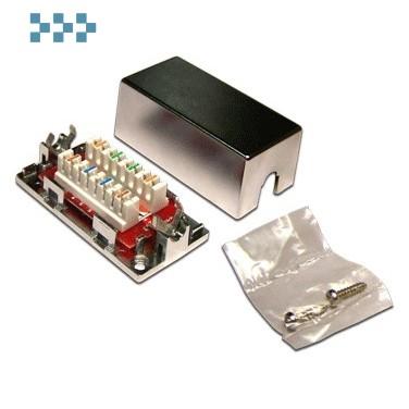 Соединительный модуль, категорий 5е/6 LANMASTER LAN-CNB-STP5E