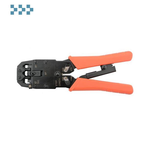 Обжимной инструмент для коннекторов витопарного кабеля LANMASTER LAN-CRI-500R