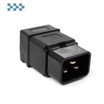 Вилка IEC 60320 C20, 16A, 250V, разборная LANMASTER LAN-IEC-320-C20