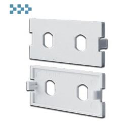 Модульные вставки в розетки LAN-MB LANMASTER LAN-MBP-2ST-WH