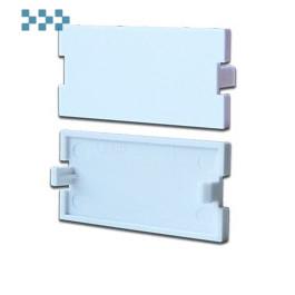 Модульные вставки в розетки LAN-MB LANMASTER LAN-MBP-XX-WH