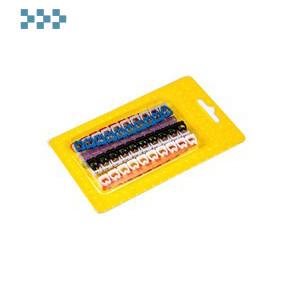 Клипсы с цифрами для маркировки кабеля 5.5мм LANMASTER LAN-MCC-NUM-SET-C5E