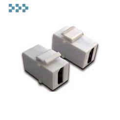 Модуль телевизионный, типа Keystone LANMASTER LAN-OK-HDMI-V-WH